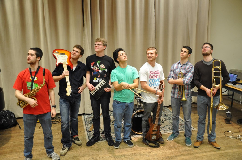 Flipside's band photo