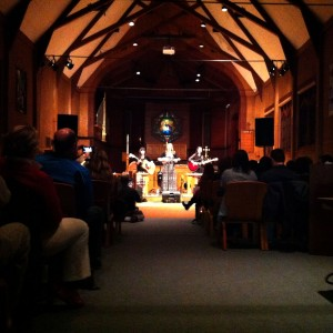Reverie live at St. Andrews Anglican Church